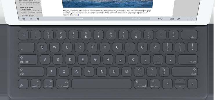 smart keybord